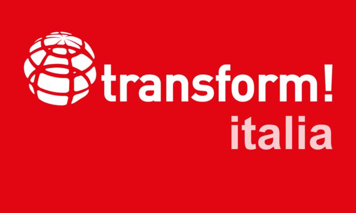 Logo di transform! Italia