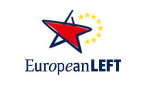 il logo di european left