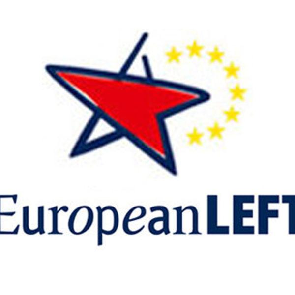 il logo di european left
