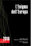 L'Enigma dell'Europa: copertina