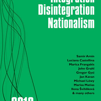 copertina de Integrazione, disintegrazione nazionalismo
