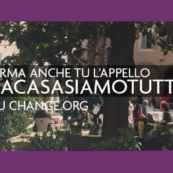 La Storia non torna indietro: Casa Internazionale delle Donne