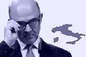 Prevede Moscovici: foto del commissario