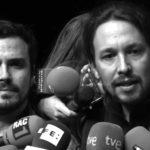 Unidos Podemos dopo Rajoy- foto di Pablo Iglesias