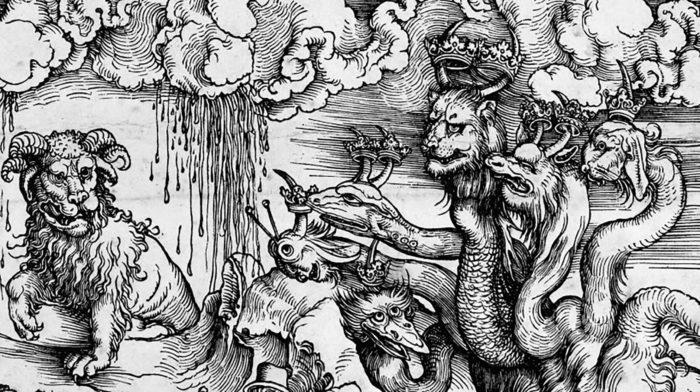 L'effetto Italia e la fine dell'Occidente: raffigurazione dell'Apocalisse
