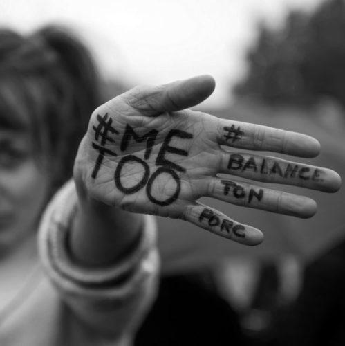 Donne e Potere, donne di potere: simbolo di #metoo