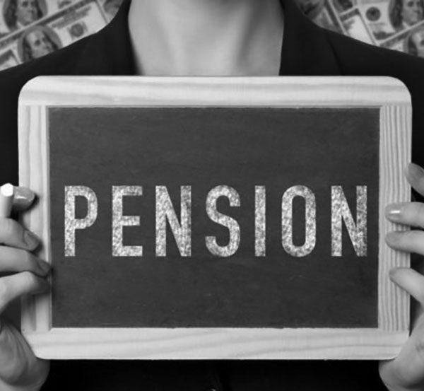 Pensioni, bomba sociale: foto di cartello