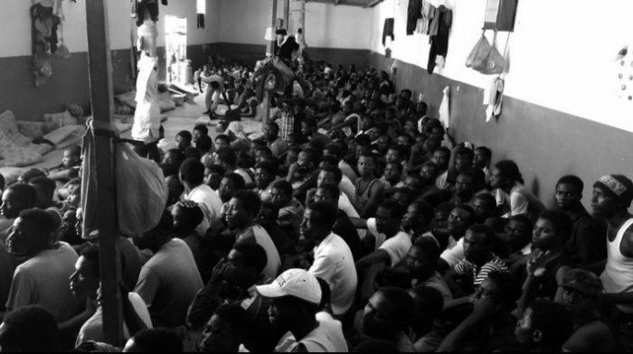 Libia, bel suol: migranti in Libia
