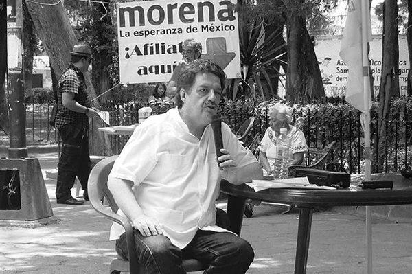 La parola rivoluzione non è stata proibita: foto di Concheiro
