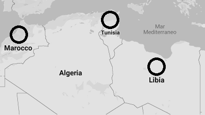 Prove di neo-colonialismo: Paesi del sud del mediterraneo