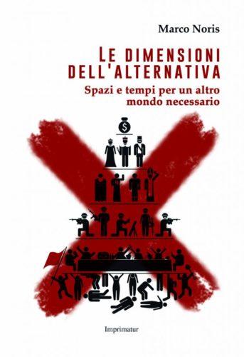 Le dimensioni dell'alternativa: copertina del libro