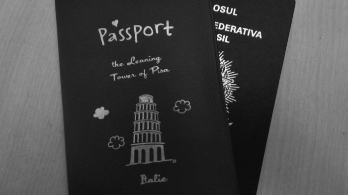 Citoyens!: passaporti