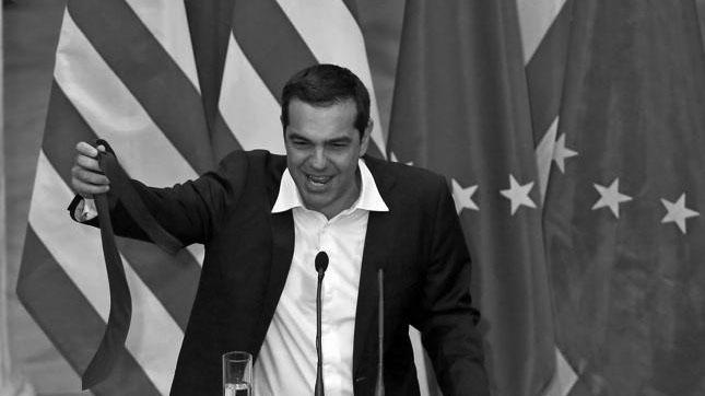 Grecia al lavoro: foto di Tsipras