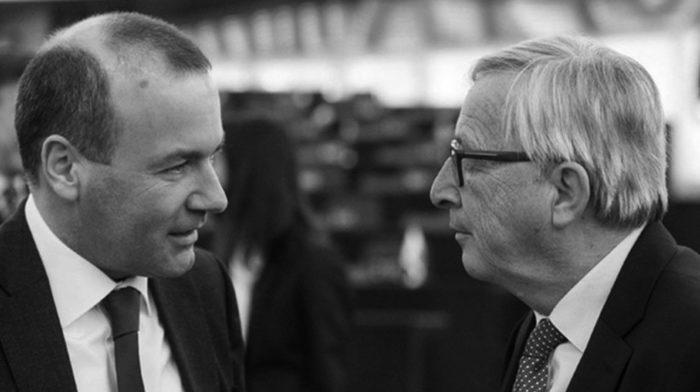 L'UE prove di forza o di debolezza? Weber, Junker