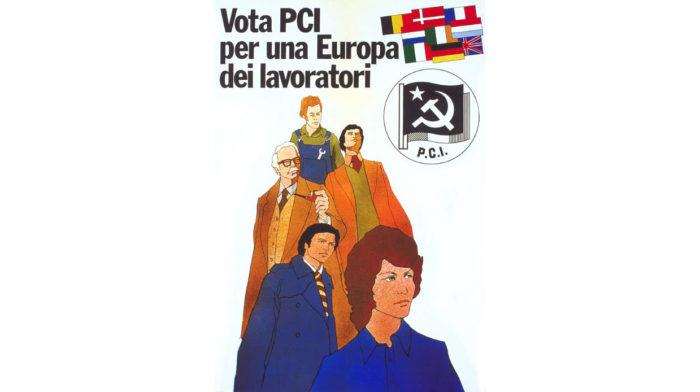 Berlinguer e l'Europa - manifesto elettorale