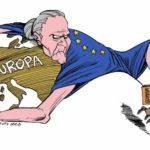 """Che """"razza"""" di Europa: l'estrema destra europea schiaccia gli stranieri"""