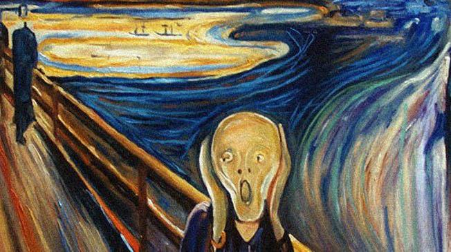 Sinistra dammi il sole: l'urlo di Munch