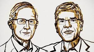 I premi Nobel William Nordhaus e Paul Romer