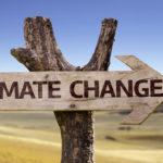 Climate Change: un cartello nel deserto