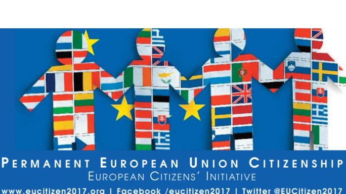 Iniziativa Cittadinanza Europea: manifesto