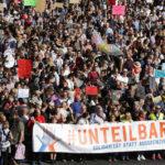 Indivisibili: la manifestazione a Berlino