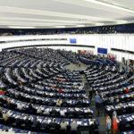 Strasburgo, seduta del parlamento europeo