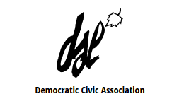 logo democratic civic association