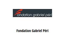 logo fondation gabriel peri