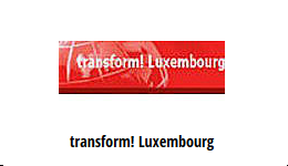 logo transform luxembourg