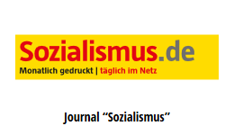 logo sozialismus journal