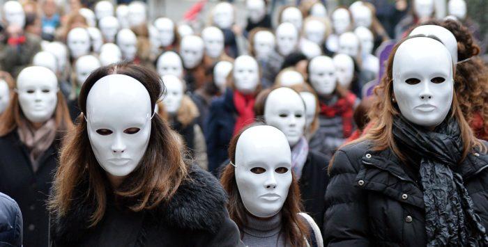 foto manifestazione donne